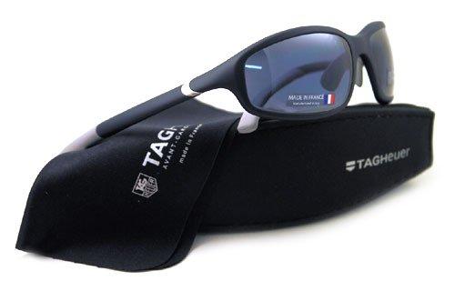 Amazon.com: tag heuer anteojos de sol TH 6002 409 azul: Clothing
