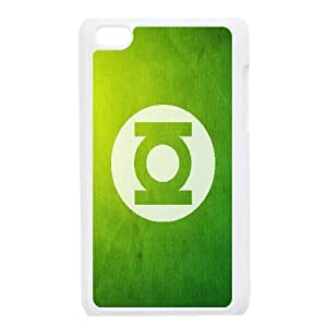 ipod 4 phone cases White Green Lantern fashion cell phone cases YRTE0198961