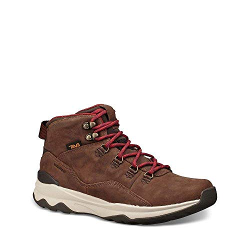 Image of Teva - Men's Arrowood Utility Mid - Brown - 9