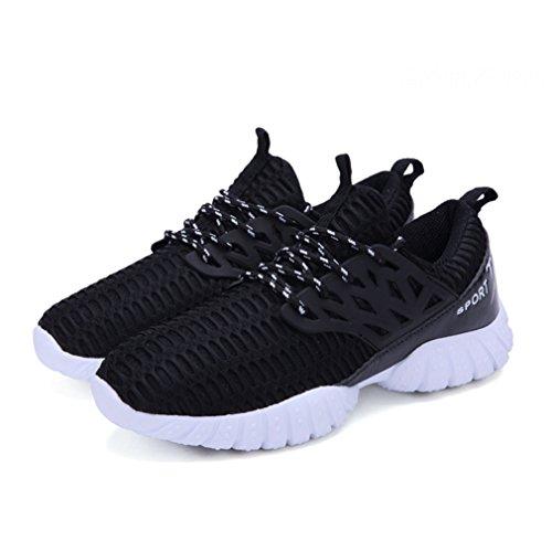 caño Unisex LFEU negro botas de bajo adulto Ewn84Sq0