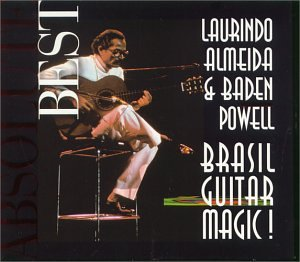 Absolute Best-Brasil Guitar Magic! by Proper Box UK