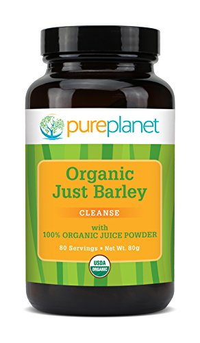 Pure Planet Just Barley Nature's Organic Nutrition Support - 2.8 ()