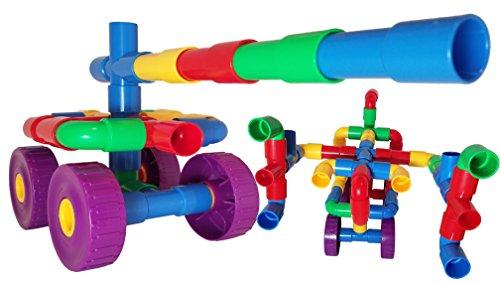3183eee3188 CTK Building Tube Set Building Blocks