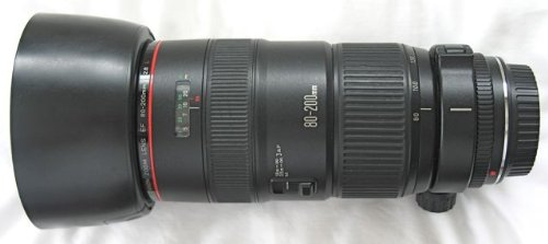 amazon com canon ef 80 200mm f 2 8 l zoom lens camera lenses rh amazon com Canon 80C Canon EF 70-300Mm Lens