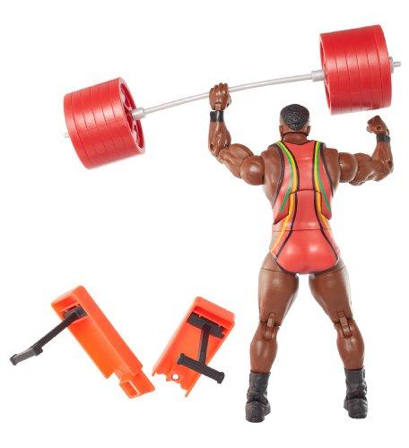 WWE Elite Collection Big E Langston Action Figure