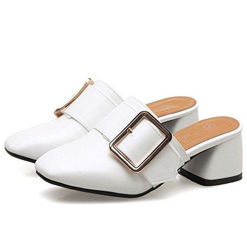 white Melady Zapatos de 2 Verano Sandalias Mujer T4YHTwq