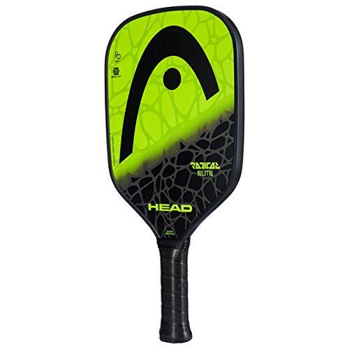 HEAD Fiberglass Pickleball Paddle - Radical Elite Paddle w/Honeycomb Polymer Core & Comfort Grip by HEAD
