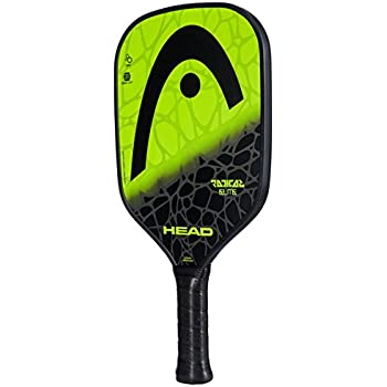 HEAD Fiberglass Pickleball Paddle - Radical Elite Paddle w/Honeycomb Polymer Core & Comfort Grip