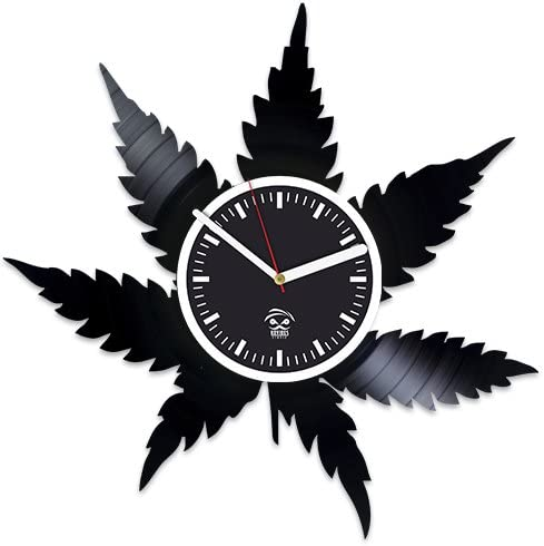 Tupac Rap Music Art Vinyl Record Wall Clock Vintage Tupac gift For Boyfriend