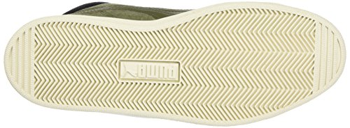 Puma Unisex Night Mid Collo 1948 Olive Sneaker Corduroy Verde Night Adulto Alto olive a ffarA