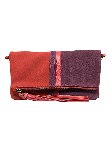 sanctuary-red-curry-wineberry-retro-fashion-leather-clutch