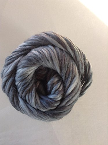Loops & Thread Facet Yarn Black Diamond 1 skein 3.5 ounces