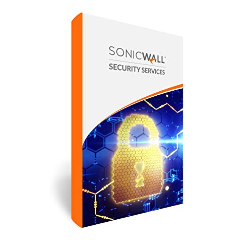 Dell SonicWALL 01-SSC-4839 Comprehensive Gateway Security Suite Bundle for TZ 205 Series 2-Year