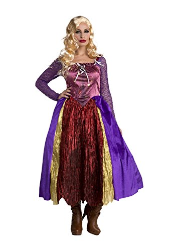 Palamon Hocus Pocus Inspired Witch Dress Silly Women Costume -