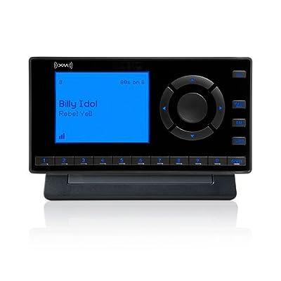 SiriusXM- XEZ1V1 Onyx EZ Satellite Radio with Vehicle Kit- Black: Car Electronics