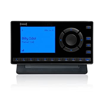 Siriusxm- Xez1v1 Onyx Ez Satellite Radio With Vehicle Kit- Black 3