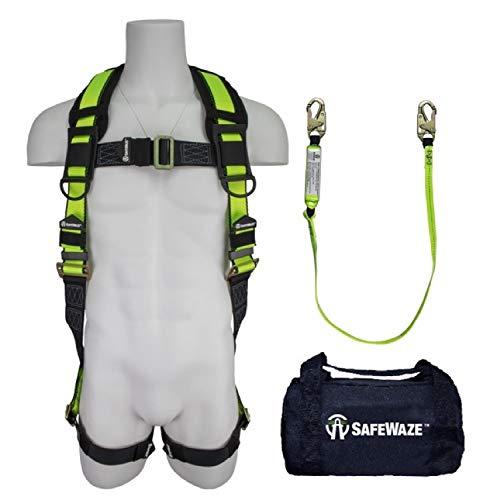 (SafeWaze FS126 Fall Protection Kit (FS280, FS560 in FS8125 Bag))
