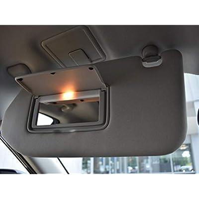 Left Driver Sun Visor for 2013-2020 Nissan Pathfinder Sunvisor,2014-2020 Infiniti QX60 Sunvisor with Mirror and Vanity Light, 96401-9PB0A: Automotive