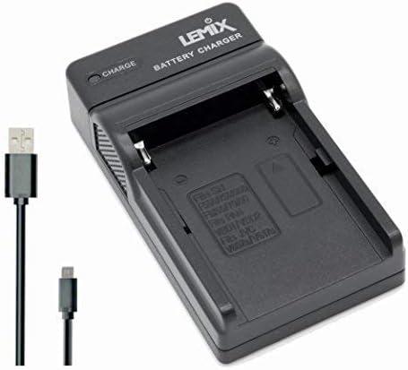 EOS Rebel /& Kiss LPE8 Canon Series EOS Lemix enumerados a continuaci/ón Cargador USB Ultra Slim para bater/ías Canon LP-E8 para Modelos