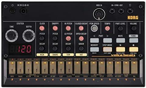 Korg Volca Beats - Sintetizador y caja de ritmos