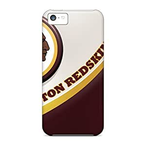 For Iphone 5c Phone Cases Covers(washington Redskins)