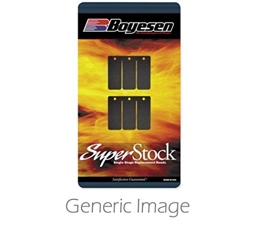 BOYESEN Super Stock Reeds for Snowmobile YAMAHA 700 SRX 1998-2002