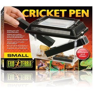 Exo Terra Cricket Pen Size: Small (5.9 H x 7.3 W x 4.6 D) by Hagen [Pet Supplies]