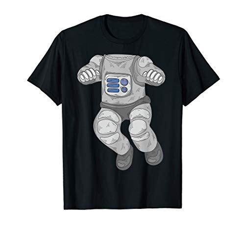 Cool Funny Astronaut Halloween Costume Shirt Spaceman -