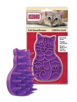 La Kong Company - gato Zoom Groom 1,25 pulgadas x 4,75 pulgadas x 7 pulgadas: Amazon.es: Productos para mascotas