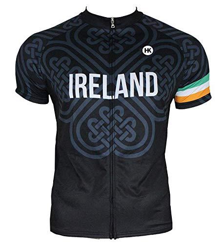 (Hill Killer Ireland Men's Cycling Jersey)