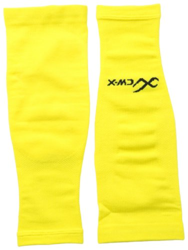 CW-X Conditioning Wear Compression Sleeves, Yellow, Large by CW-X