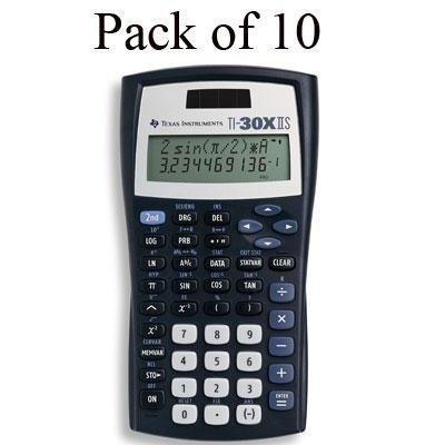TEXAS INSTRUMENTS 30XIISTKT1L1B TI 30XIIS Teacher Kit Home / Calculators / Texas instruments - 30xiistkt1l1b - ti 30xiis by Texas Instruments