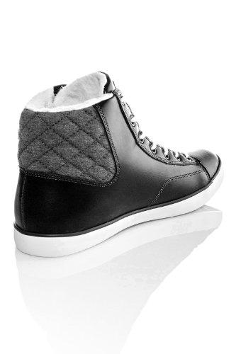 Jack & Jones Core Sneakers in 2 verschiedenen Farben Schwarz