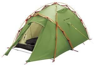 Vaude Power Odyssee 2P - Tienda de campaña iglú, color verde, talla UK: 2 Person