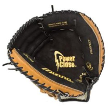 Mizuno Prospect GXC105 Youth Catcher's Mitt (32.50-Inch, Right Handed Throw) (Best Youth Catchers Gear)