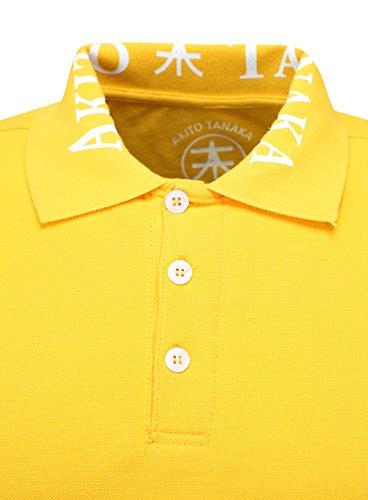 Giallo Polo 110630 Homme per Akito Tanaka 6Pqwxz