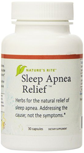 Sleep Apnea Relief - 30 Capsules