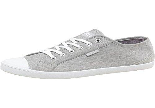 weiß Sneaker Clothing graumeliert Worldwide Uomo z4SxRqCwC