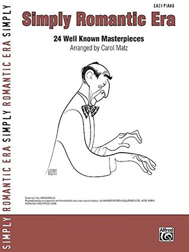 (Simply Romantic Era: 24 Well Known Masterpieces (Simply Series))