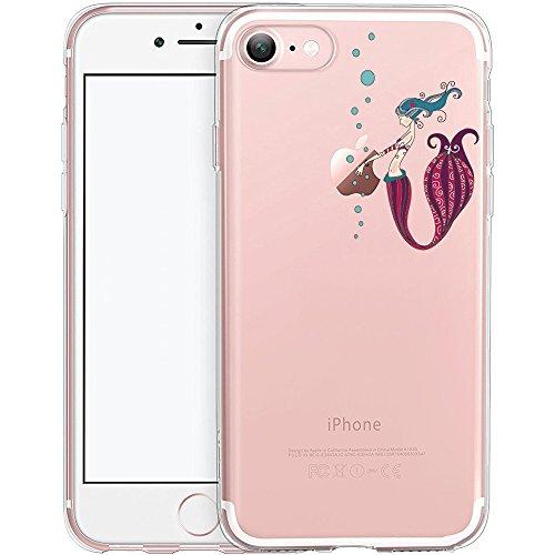mermaid iphone 7 case. Black Bedroom Furniture Sets. Home Design Ideas