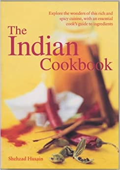 Book The Indian Cookbook