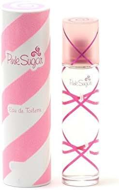 Pink Sugar Eau de Toilette Natural Spray, Pink, 1.0 fl. oz.