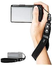 JJC Soft Neoprene Camera Hand Wrist Strap for Sony RX100 VI V IV III II VA RX1 RX1R II Ricoh GR III GR II Canon G7X Mark III II G9X Mark II G5X Mark II Panasonic ZS200 ZS100 Nikon A1000 A900, etc