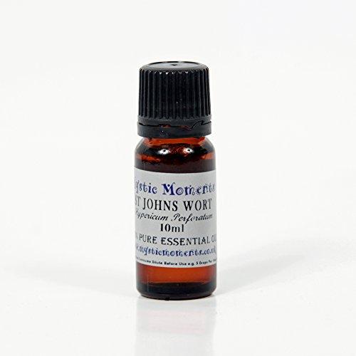 St John's Wort Essential Oil - 10ml - 100% Pure