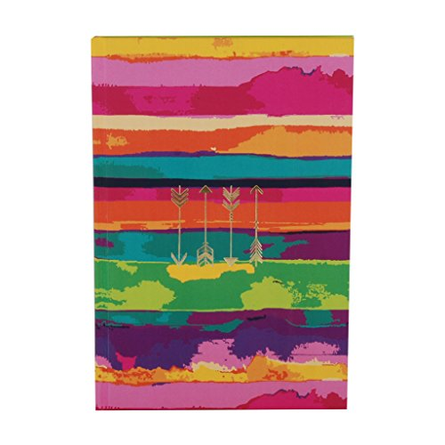 Classic hardcover perfect for travel notebook Journal diary college ruled story writing in paper for men women & girls with bookmark enclosed (8.5 in X 6 (Halloween Story Writing Paper)