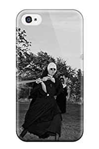 Hot Iphone 4/4s Well-designed Hard Case Cover Photography Black And White Protector