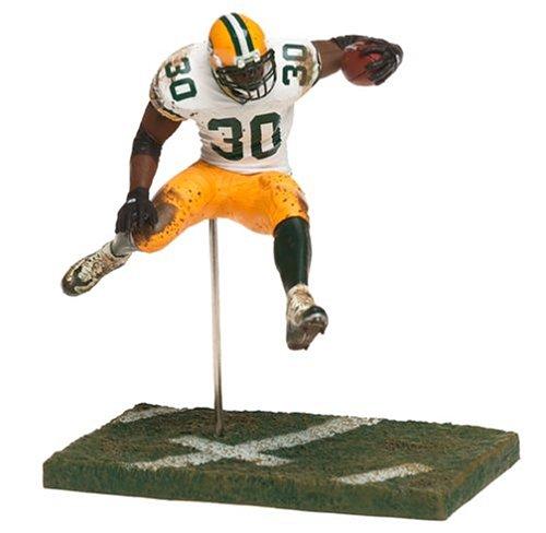 McFarlane Sportspicks: NFL Series 8 > Ahman Green (Chase Variant) Action Figure - Ahman Green Game