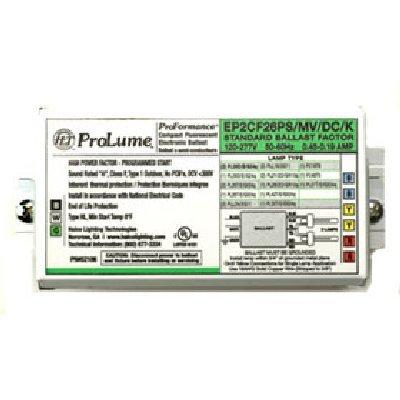Halco 52108 - EP2CF42PS/MV/DC/K Compact Fluorescent Ballast