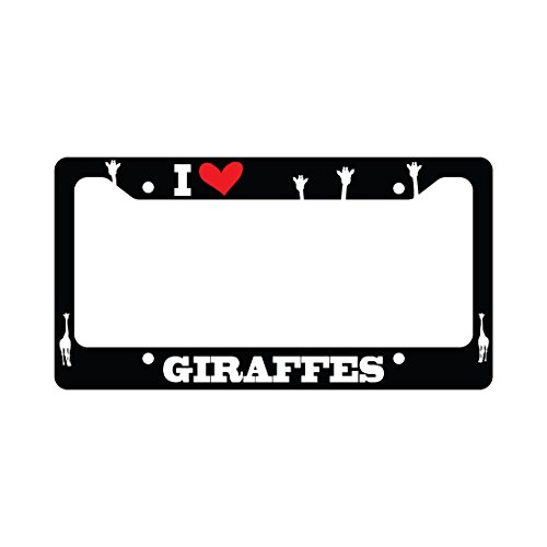 Giraffe Plate - 7