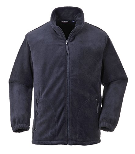 Argyll Pile Portwest In Giacca Navy Anti Blu Uomo pilling qdtrtw